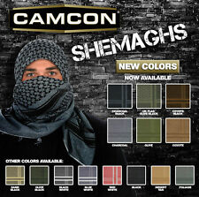 Sniper Shemagh Face Scarf Coyote/Black Tactical Conceal Military Camcon 61033