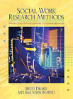 Social Work Research Methods: From Conceptualization to Dissemination by Melissa Jonson-Reid, Brett Drake (Hardback, 2007)