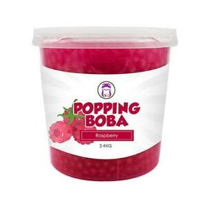 Popping Boba, Tapioca, Jellies, Brown Sugar Boba and everything you need for your bubble tea store, ice cream store. Canada Preview