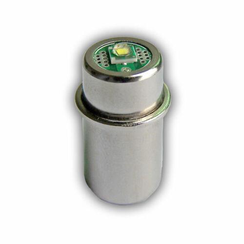 2 3 4 5 6 D /& C Cell 300 Lumen MagLite Flashlight LED Upgrade Conversion bulb