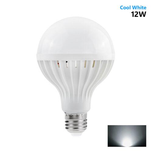 5W 7W 9W E27 PIR Infrared Motion Sensor Bulb Smart Detective Lamp LED Light 3DA