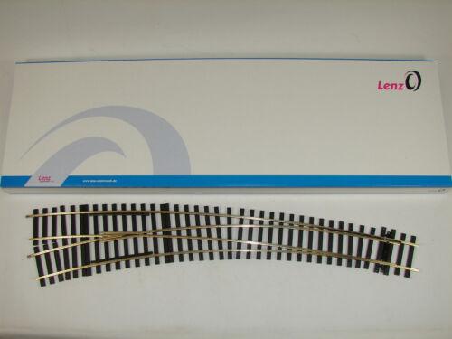 Handweiche   Neuware Lenz Spur 0 45034 Bogenweiche links