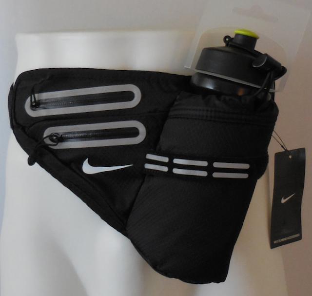 Nike Unisexe Athlétisme Hydratation Waistpack Waistpack Waistpack W/1 Bouteille 651ml Noir/Blanc f62af0