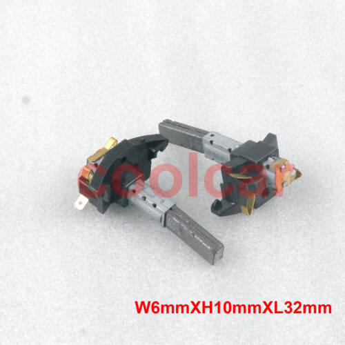 Motor Carbon Brushes For Philips FC8348 Haier vacuum cleaner SCM-H150C BSC-1400A