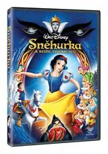 Snow White and the Seven Dwarfs (Blu-ray) English-Bilingual, Region B-C, New