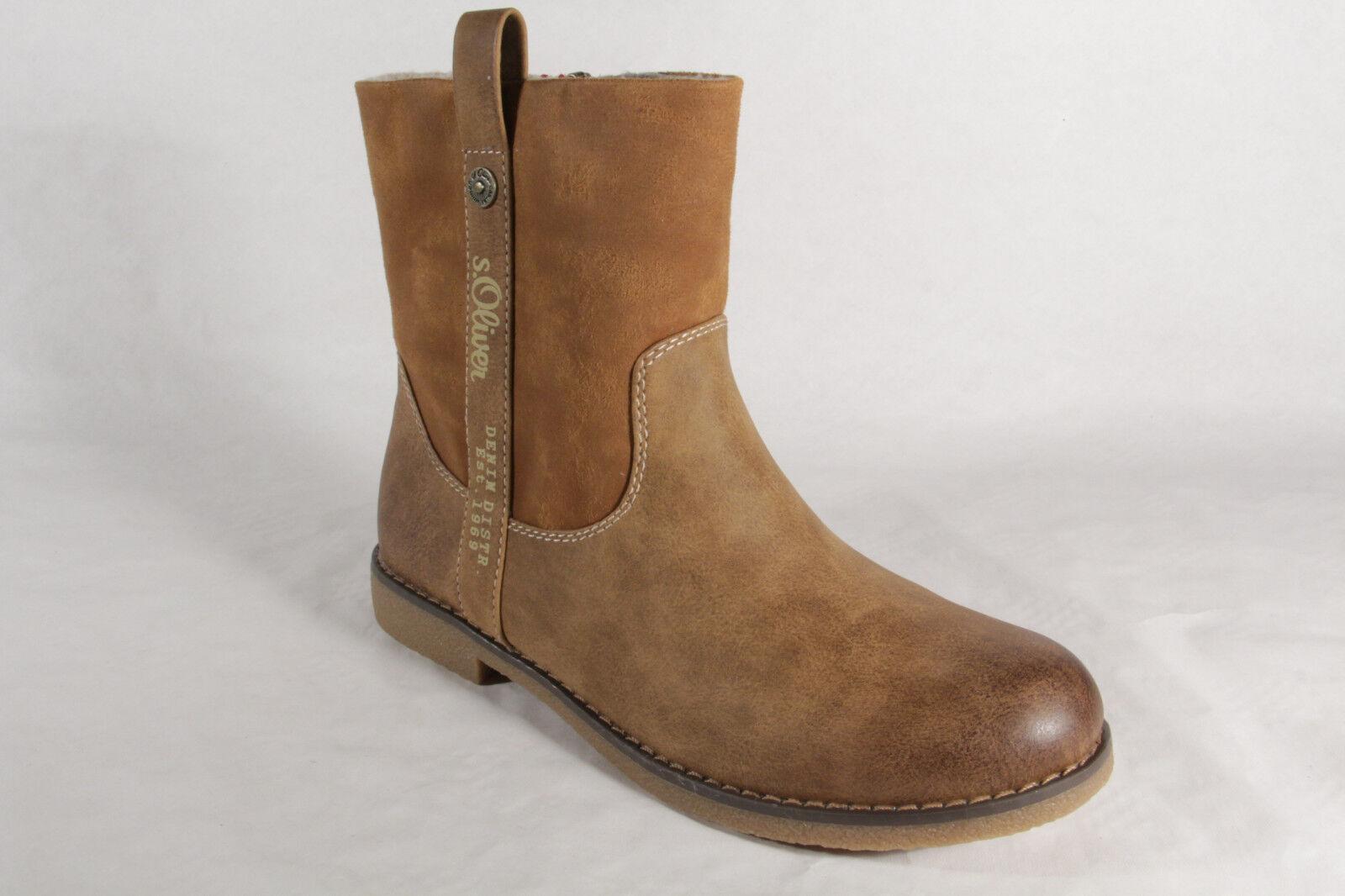 1832e8a87 S. Oliver señora botas 26421 botín