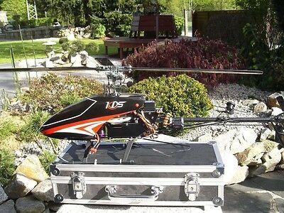 Hélicoptère KDS 450 SV 3D Complet En Alliage Kit Alu Inclus Motor Et Régulateur