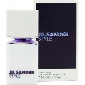 50a17c966e026 Jil Sander Style Eau de Parfum EDP 50ml 1.7 oz NEW  SEALED   eBay