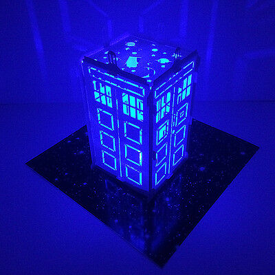 Doctor Who   Mini Tardis Night Light Tea Lamp (Dr. Who) Police Box