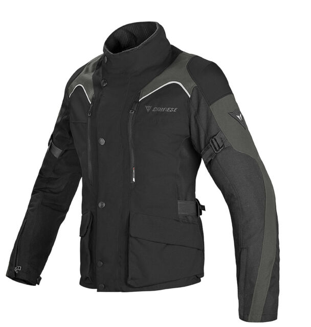 GIACCA DAINESE TEMPEST D.DRY LADY NERO ANTRACITE TG.48