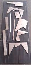 Asstd Stainless Steel Cuttings Sheet Plate Bar
