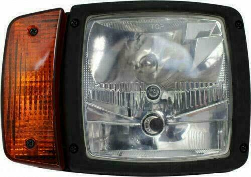 JCB Telehandler Backhoe Loaders Loadall Headlight Head Light Lamp Headlamp Indic