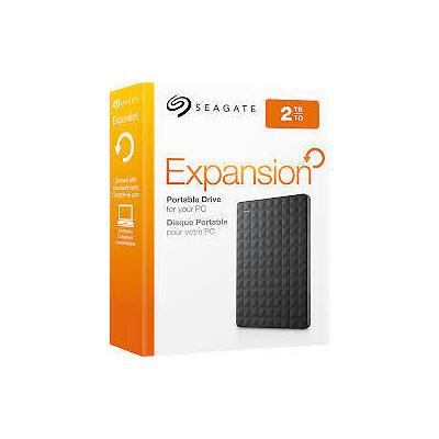 Seagate Expansion Portable 2TB ( STEA2000400 )