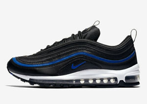 Details about 2018 NIKE AIR MAX 97 OG MESH BLACK ANTHRACITE BLACK RACER BLUE AR5531 001 NEW