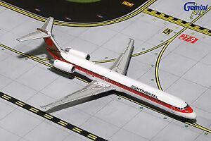Gemini Jets Continental McDonnell Douglas MD-80 GJCOA1166 1/400 REG# N9801F. New