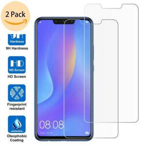 Gehaertetes-Glas-Displayschutzfolie-fuer-Huawei-P8-P9-P10Plus-Lite-Honor-7-8