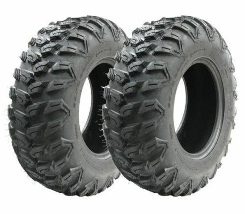 2 Stück 25x8.00r12 Wanda 6ply Atv Reifen Reifen Reifen P3035 952938