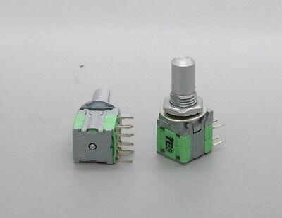 5Pcs duplex 223p 60pf//140pf 2.1mm hole shaft radio variable capacitor CYN