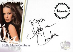 Charmed-Destiny-Holly-Marie-Combs-as-Piper-A1-Auto-Autograph-Card