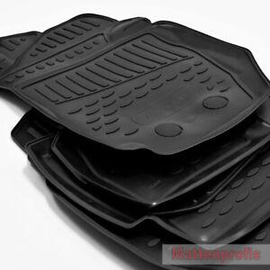 3D Gummimatten Gummifußmatten für Suzuki Jimny A6G Schalter ab Bj. 2018 Nov