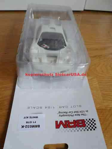 BRM032-K McLaren F1 GTR Kit (Chassis + Boddy)