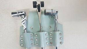 Heavy-Duty-HI-VIZ-Leather-Triple-Spanner-Frog-4-Professional-Scaffold-Tools-Belt