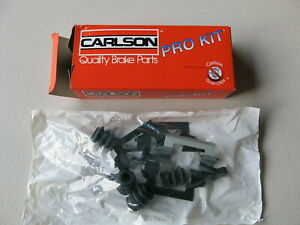 Disc Brake Hardware Kit Rear Carlson H5812Q fits 03-07 Jeep Liberty