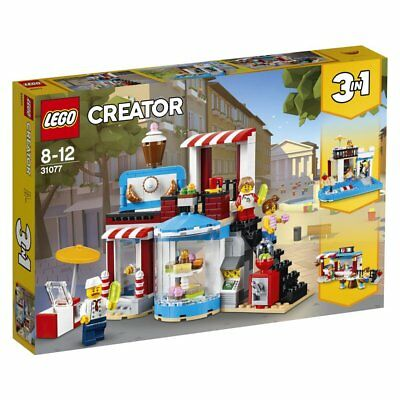 BRAND NEW LEGO CREATOR 3 IN 1: MODULAR SWEET SURPRISES 31077 SEALED IN BOX