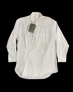 Vintage Yohji Yamamoto Pour Homme White Shirt - Size M NWT