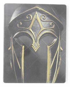 Assassins-Creed-Odyssey-Collector-039-s-Steelbook-Case-ONLY-READ-VG
