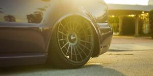 20 Zoll Rotiform LAS-R Felgen Concave Mercedes GLA GLK Klasse AMG Coupe Caprio