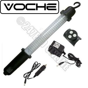 VOCHE-100-LED-RECHARGEABLE-CORDLESS-WORK-LIGHT-INSPECTION-LAMP-TORCH-CHARGERS
