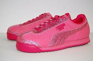 Image is loading Puma-Roma-Glitz-Glamm-Mesh-PS-364613-02- 4337d10a2