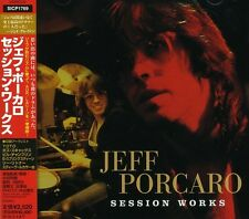 Various Artists, Jef - Jeff Porcaro Session Works / Various [New CD] Jap