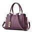 Women-Leather-Handbag-Ladies-Tote-Messenger-Shoulder-Purse-Satchel-Crossbody-Bag miniature 4