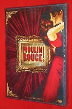 Brand New GIFT Ready Moulin Rouge WS ver DVD Nicole Kidman Ewan McGregor Nudity