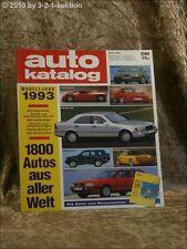 Auto Katalog Autokatalog AMS 1993 Nr. 36