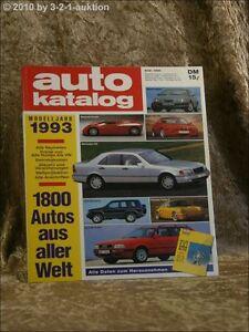 Auto-Katalog-Autokatalog-AMS-1993-Nr-36