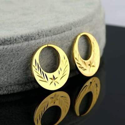 925 Sterling Silver Gold Plated Nattiyan Earrings