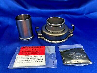 PDM TSK2 Tranquil case saver sleeve clutch kit snout bearing Subaru turbo WRX