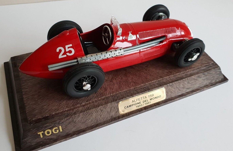 Alfa Romeo Alfetta 159, Campione del Mondo 1950/1951, Togi 1:23