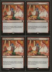 From the Vault MTG Mythic Foil Rolling Earthquake x 1 NM Annihilation
