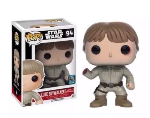 convenzione esclusivo STAR Wars Luke Skywalker Bespin incontrano POP VINYL-NUOVO