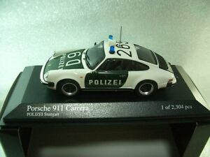 minichamps porsche 911 1983 green