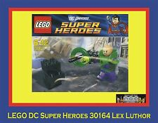 LEGO DC Universe Lex Luther 30164 NEW