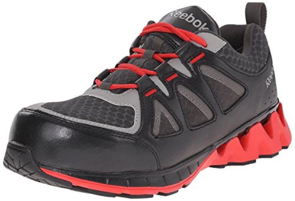 Reebok Trabajo Para Hombre Zapato De Seguridad Zigkick trabajo RB3000 Athletic