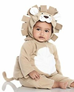 Captivating Image Is Loading Carter 039 S Baby Halloween Costumes Lion 3