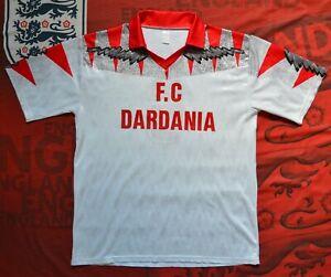 promo code 72c3b 4dbbf Details about LE ROC FC Dardania Vintage Soccer Jerseys Size Men's L Namber  6