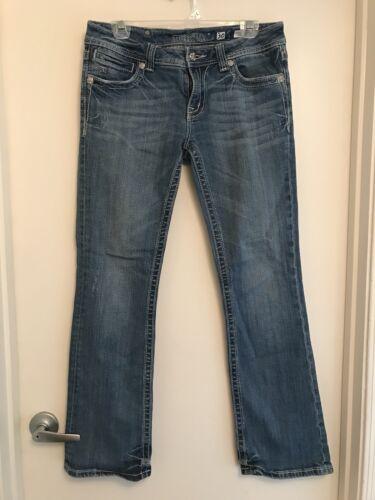 Embellished Womens Boot Miss Jeans Signature Lommer Me 30 Størrelse ZaZw0