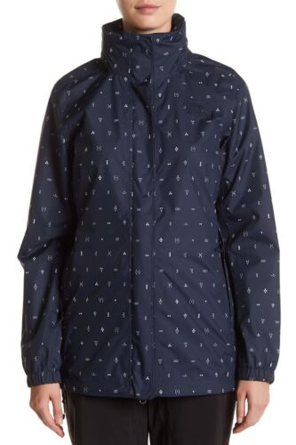 Nwt The Face Large Parka North Navy løser 110 Urban Hooded 11wrq